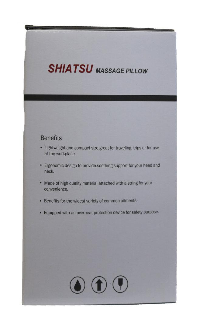 Shiatsu Massage Pillow 129G