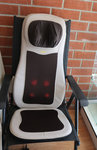 NEW ASAHI 3D Electronic Shiatsu and Tapping Body Massage Seat cushion (AS-789)