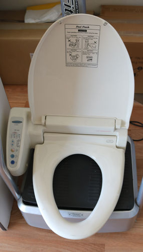 Luxury Bidet  Feel Fresh 3001 Elongated Type