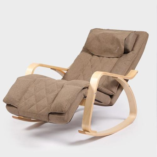 ASAHI Relax Performance  Massage Lounge Chair Full Back Massager, Recliner Chair, 6 Massage Modes